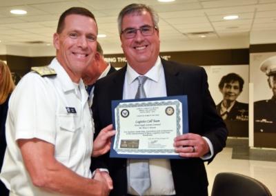 ADM Arthur Certificate - Mr. Parsons